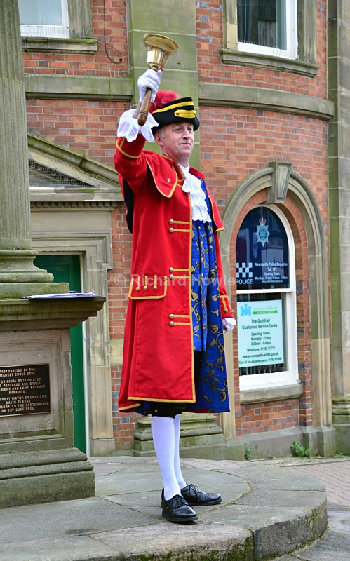 Town Crier 60 - Town Crier Competition