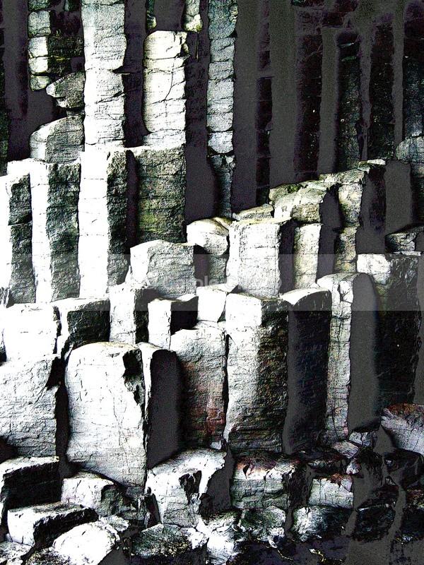 Fingals Cave 2 - Landscapes