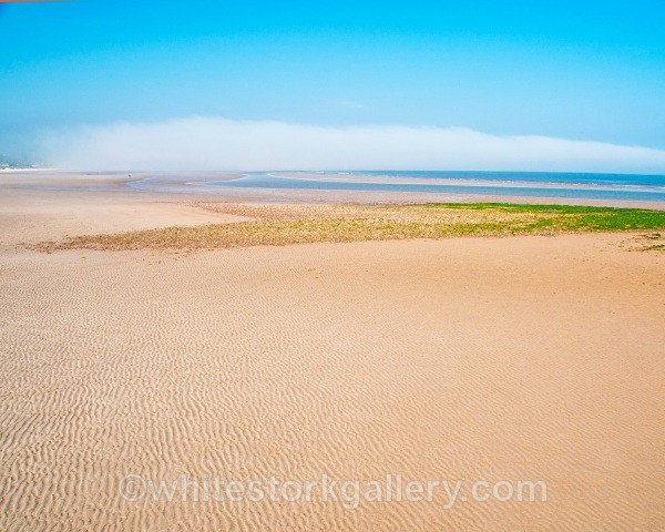 Morning Beach at Nairn - Scottish Highlands