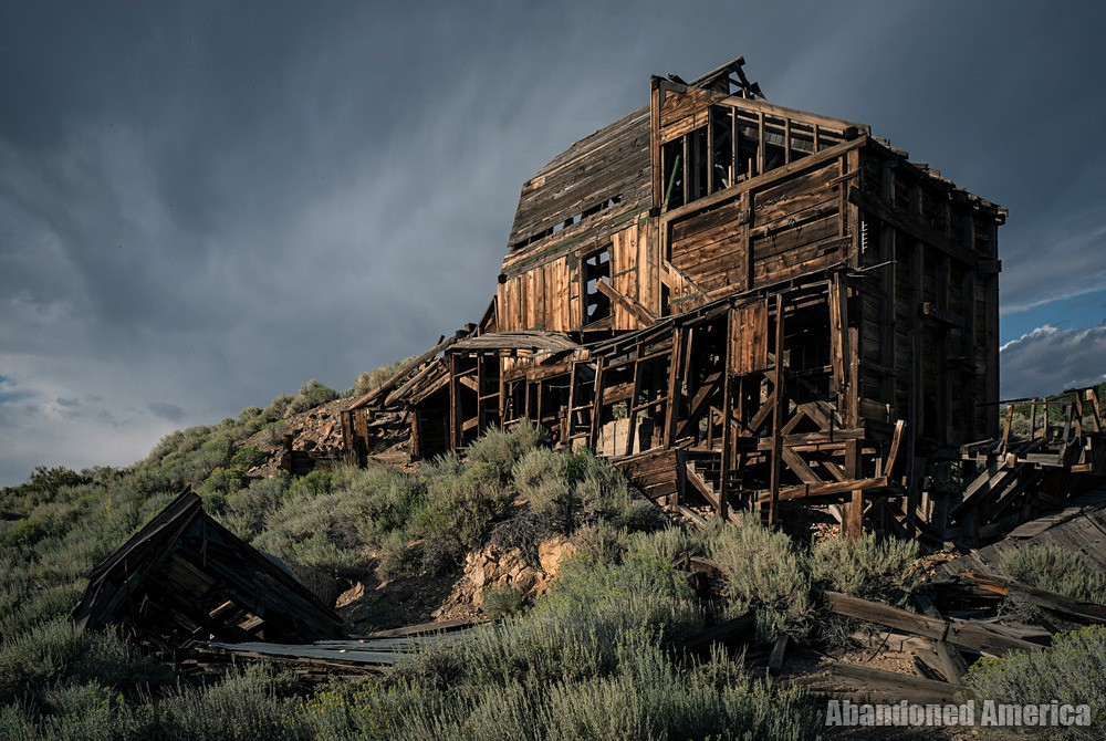 Chemung Mine (Masonic, CA) | Perched - Chemung Mine