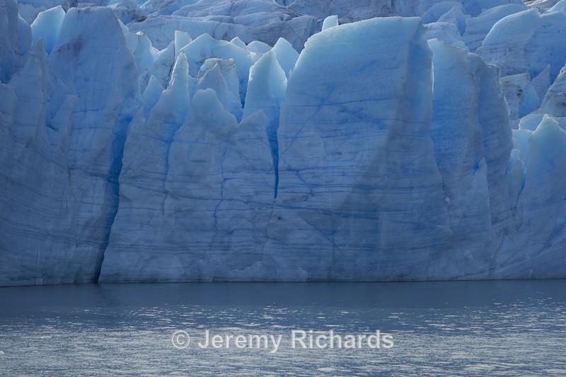 Glacier Grey - Torres del Paine National Park