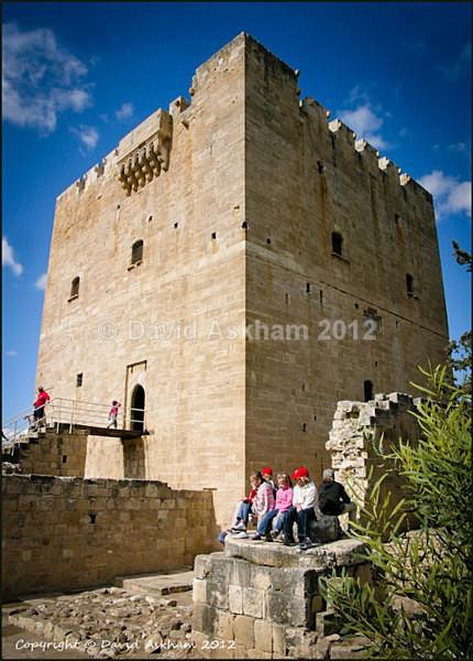 Kolossi Castle - Leica Digilux 2