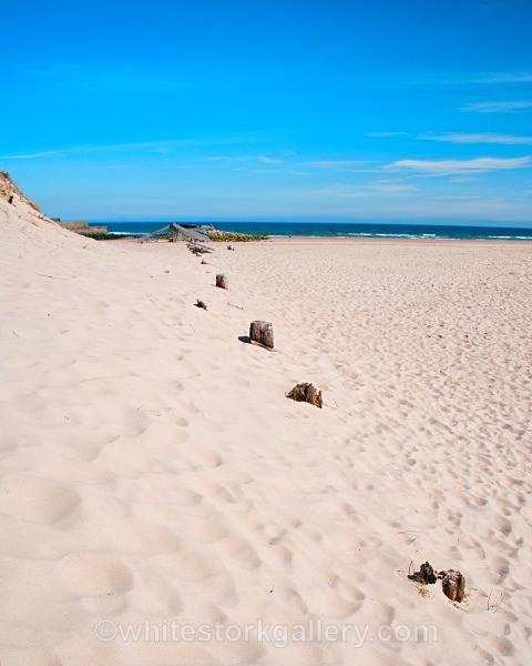 Lossiemouth Beach - Scottish Highlands