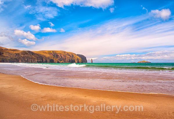 Sandwood Bay - Scottish Highlands