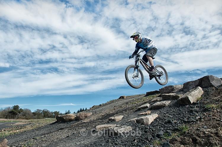 Cathkin Braes mountain bike track | Commonwealth Games 2014