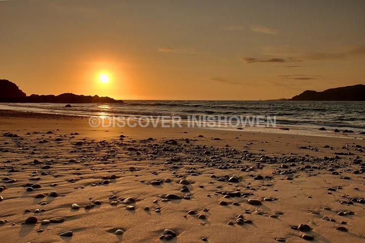 Sunset, Isle of Doagh - Nature
