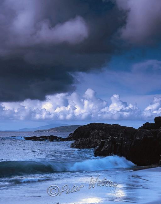 Barra The Western Isles Scotland - Seascapes