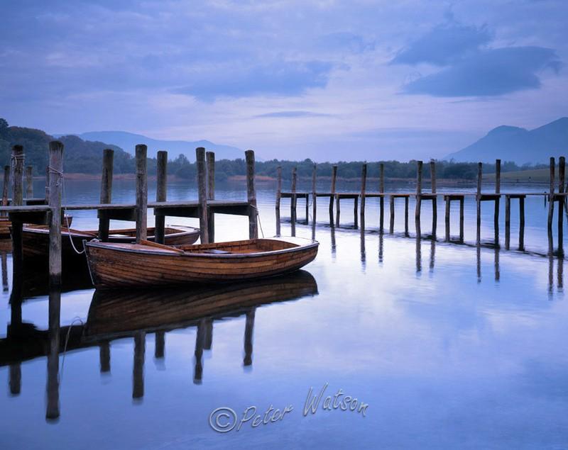 Derwent Water Lake District - England
