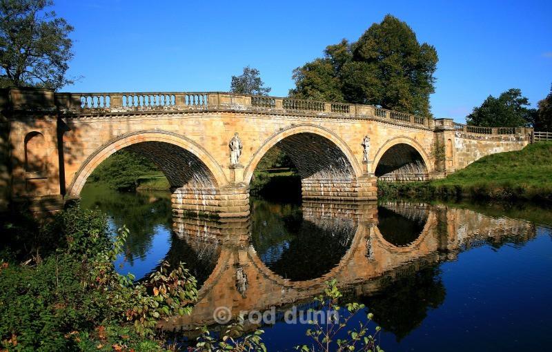 Paines Bridge, Chatsworth - Peak District