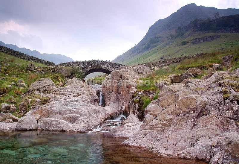 Stocksley Bridge in Borrowdale | Lake District Photography by Nick Cockman