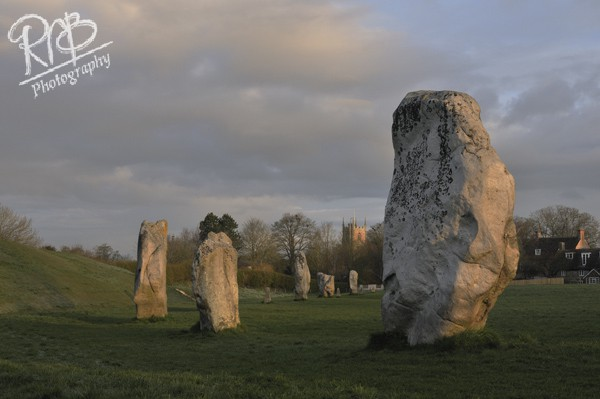 Avebury Stones 8 - Avebury