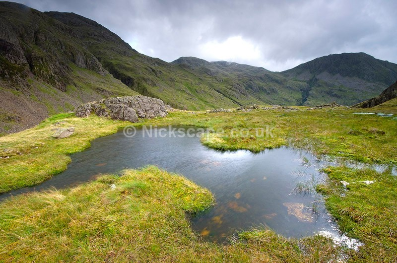 Cumbria60 - Styhead - Lake District National Park