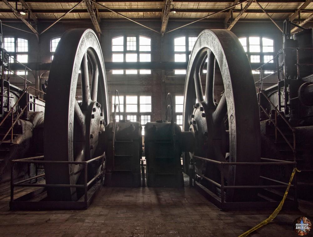 Bethlehem Steel (Bethlehem, PA)   when they left - Bethlehem Steel