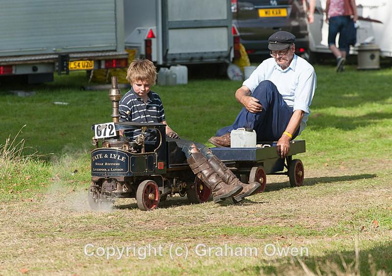 Steam Fair-266 - Bedfordshire Steam and County Fair 2014
