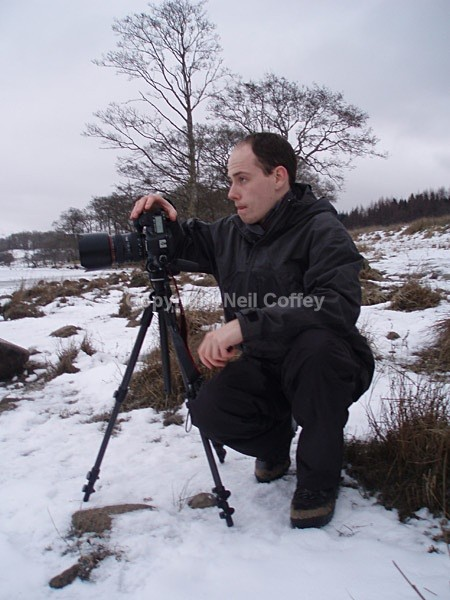 At Loch Awe, January 2010 - Personal