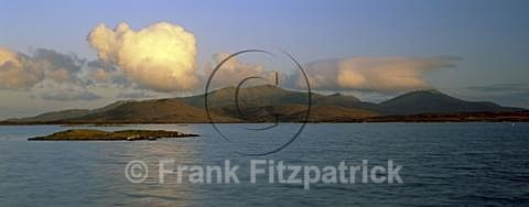 Loch Bee, Island of South Uist, Outer Hebrides - Island of South Uist in the Outer Hebrides