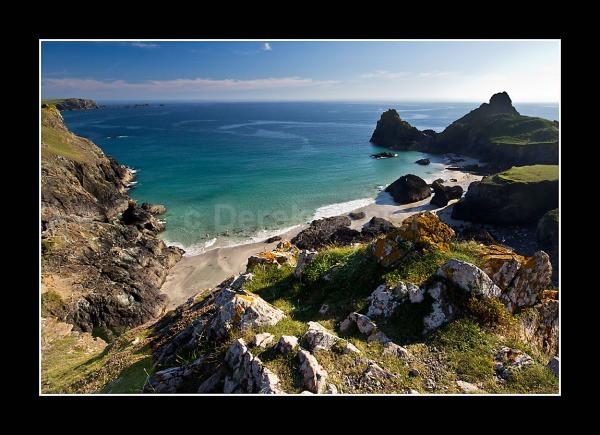 Kynance Cove - Cornwall