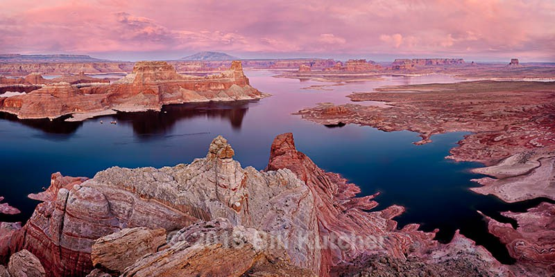 Alstrom Point Sunset - Current Show
