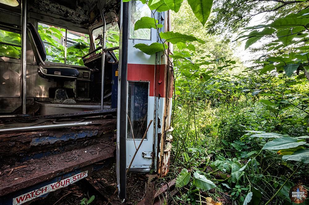 Trolley Graveyard | Good Advice - The Trolley Graveyard