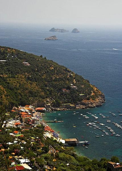 Marina del Cantone - Amalfi Coast