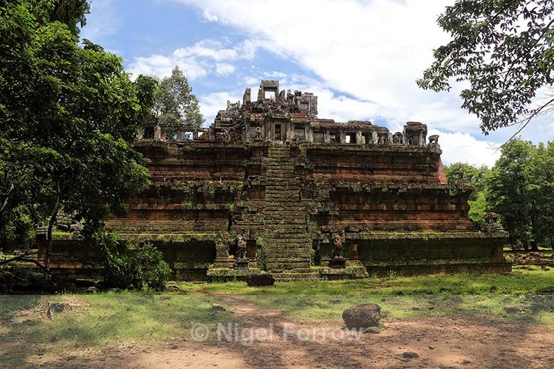 Phimeanakas, Angkor Thom, Cambodia - Cambodia