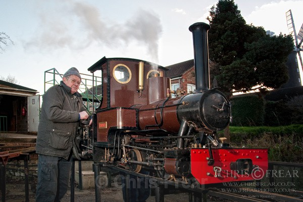Blowing off steam! - Recent Images