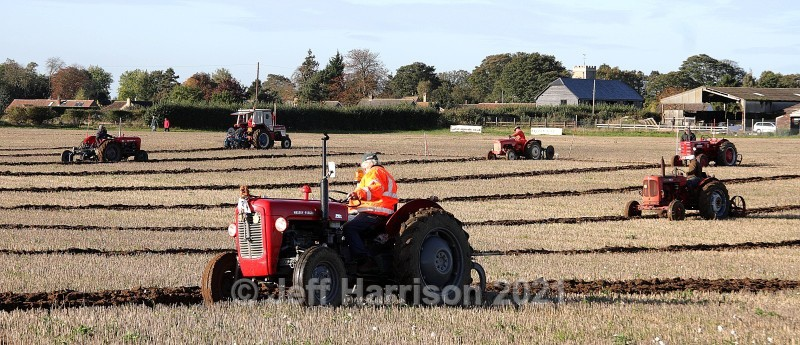 The Ploughing Match (image Plough 01) - Country Pursuits