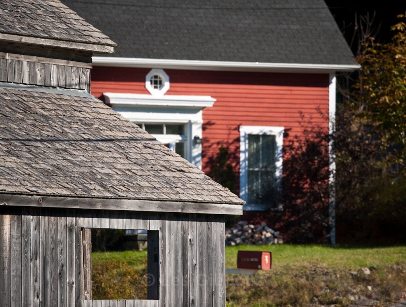 roof - New Brunswick