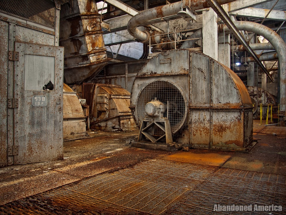 what i wanted - Portside Power Plant*