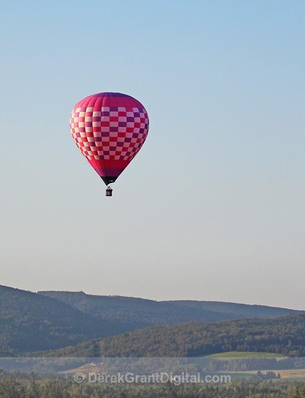 Atlantic International Balloon Festival Sussex New Brunswick Canada 1c - Atlantic International Balloon Fiesta