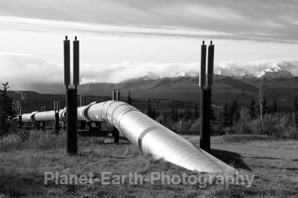 Alaska Pipeline - Buildings / Structures