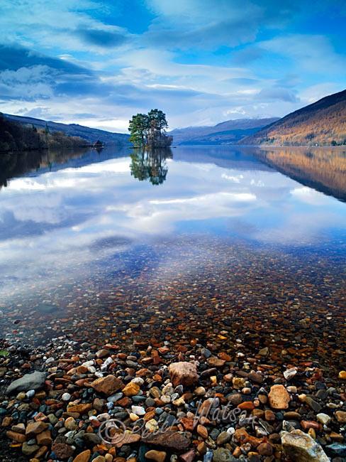 Loch Tay Perthshire - Scotland