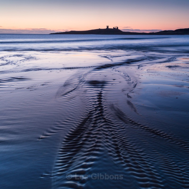 Dunstanburgh from Embleton - Northumberland