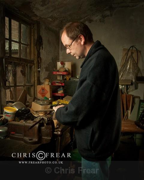 David I - Workshop Portraits