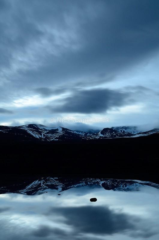Sunrise Photograph Loch Morlich - Cairngorms National Park, Scotland - Scotland