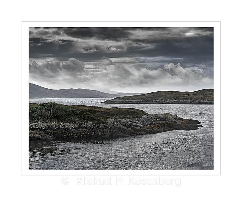West Coast, Harris Island Outer Hebrides Scotland - Scotland, UK