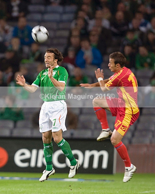 _MGL8764 - FIFA World Cup Qualifer Republic of Ireland v Montenegro 14/10/09
