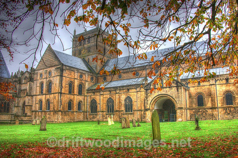 Southall Minster exterior 16 HDR reduced - High Dynamic Range pictures