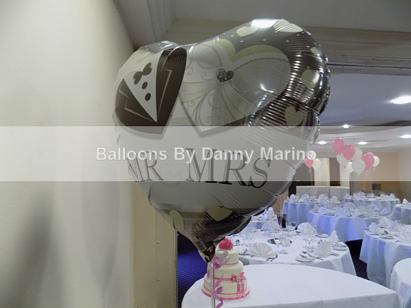 - Wedding Balloon Photos