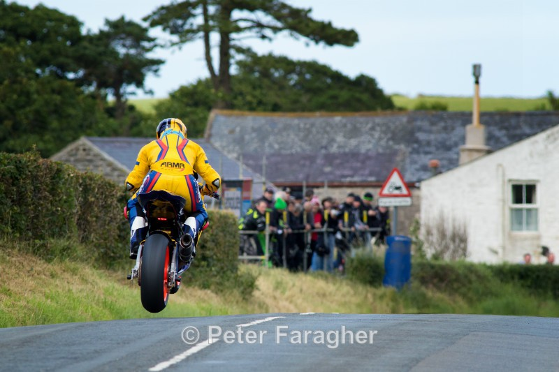 Rob Hodson - Southern 100 Road Races