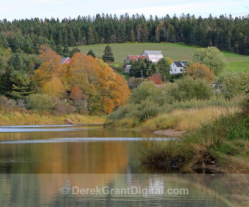 High on the Hammond - New Brunswick Landscape