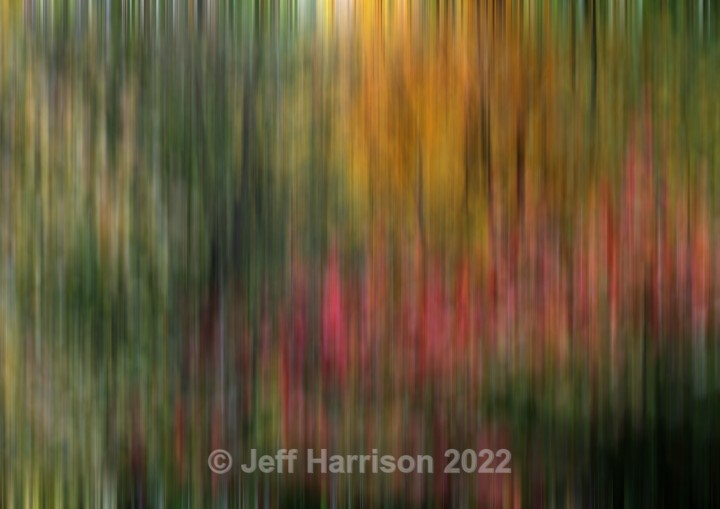 A sense of Autumn (image Abstract 03) - Abstract