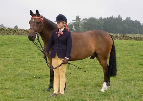 43 - Moniaive Horse Show 2008