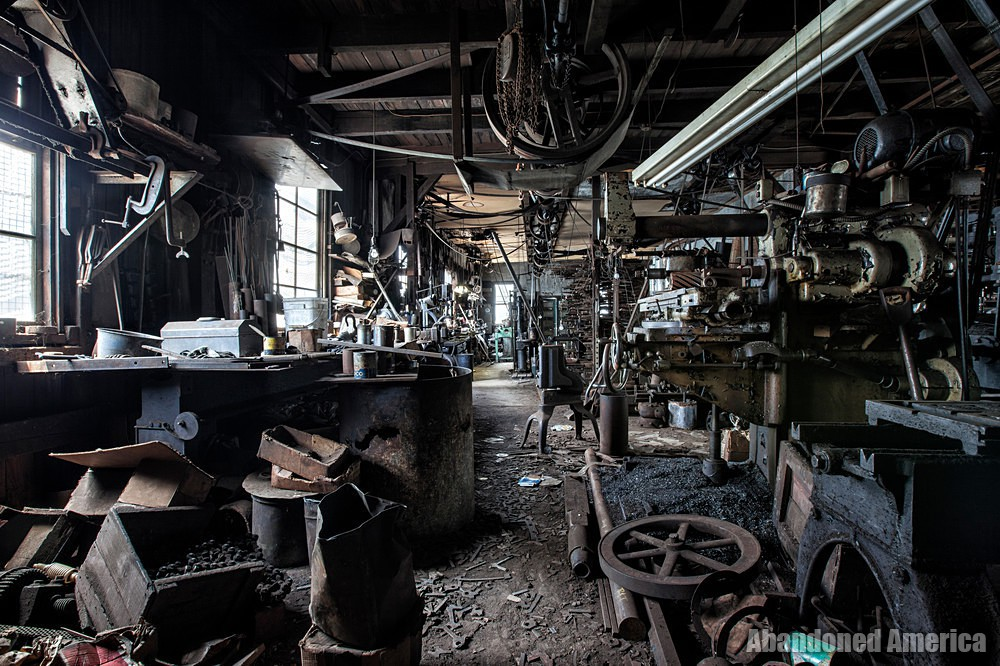 - Alexander Conca Machinist and Maintenance Shop