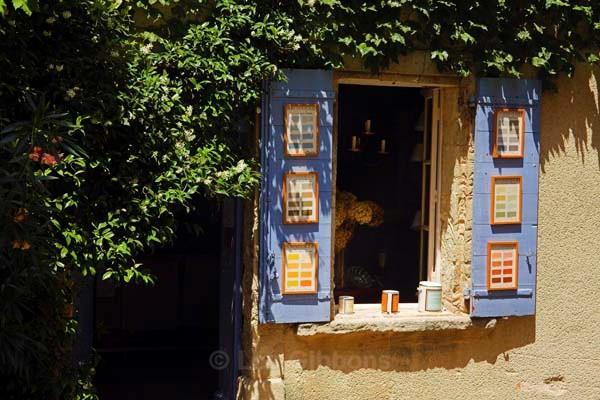 Loumarin The paint shop - Provence