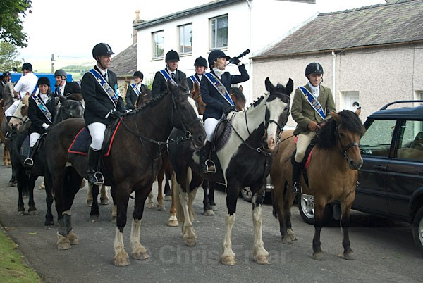 32 - Sanquhar Riding of the Marches 2010