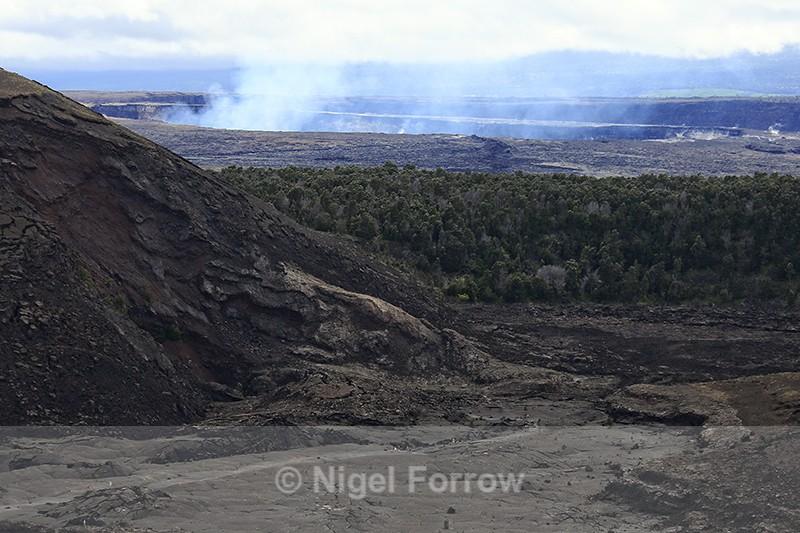 Kilauea Iki Crater Trail, Hawaii - Hawaiian Islands, USA