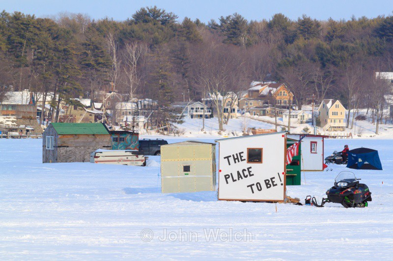 Bob Houses on Lake Winnipesaukee - Lakes Region & Southern New Hampshire