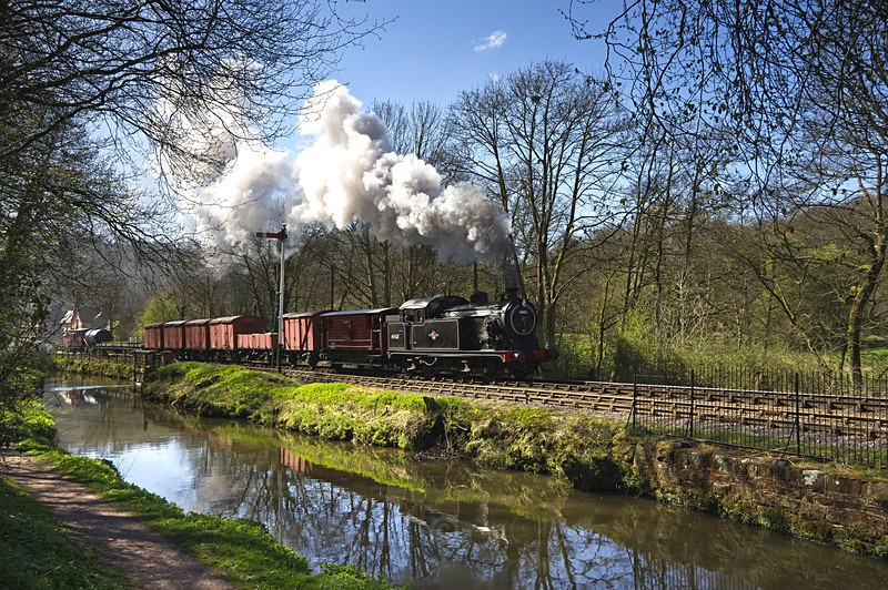 The final outing - The Lure of Steam