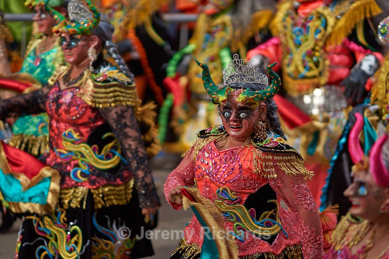 Diablada Dance Group - Oruro Carnival 2017